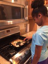 grilled chicken wrap 3
